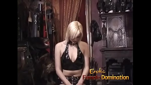 Sexy blonde will do anything to make her mistress happy Thumb