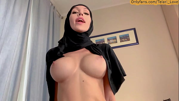 Came hard all over muslim pussy