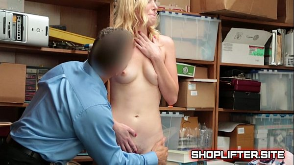 Zoe Parker Blackmailed And Fucked By Store Dete...