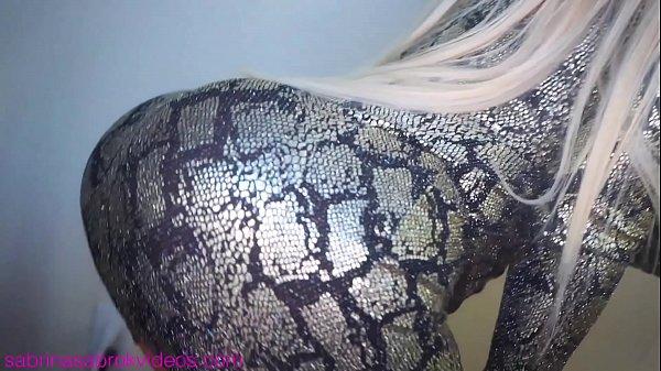 Sabrina Sabrok huge tits big ass blonde pornstar gets fucked