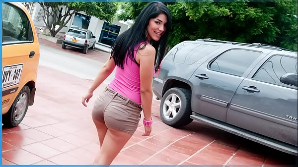 CULIONEROS - Big Booty Armenian Babe Mariana Su...