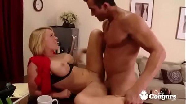 MILF Krissy Lynn Gets Banged At The Office