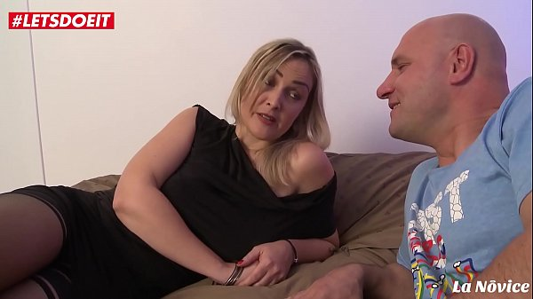 French amateur milf gets a load full of cum