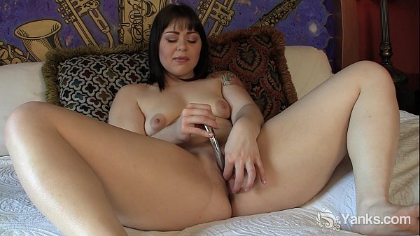 Sweet Sarah Toying Her Pussy