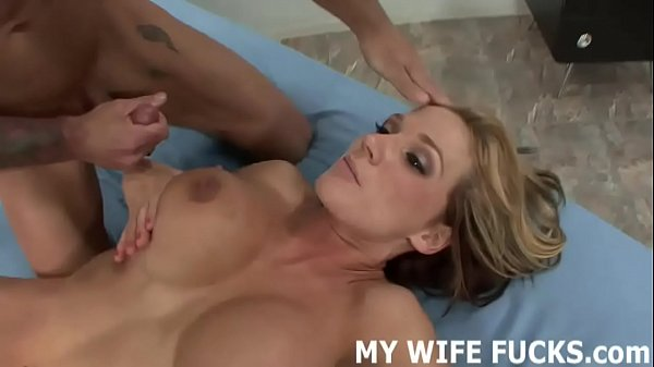 I have never seen my wife so turned on before