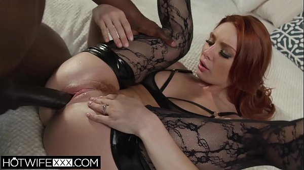 Hot Wife Lacy Gets Fucked By BBC Interracial Creampie