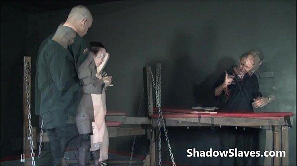 Faes breast whipping punishment and rough tit t. of amateur bdsm slavegirl