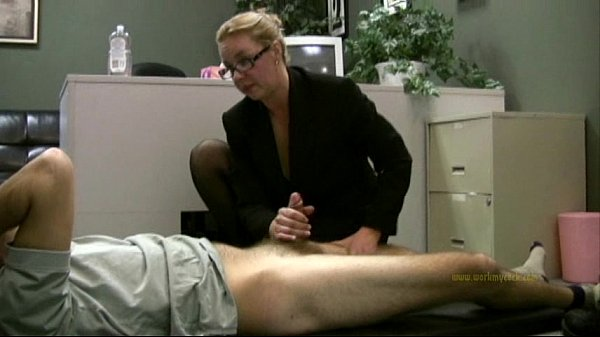 Really. join lady boss by his gets masturbated horny employee about still heard