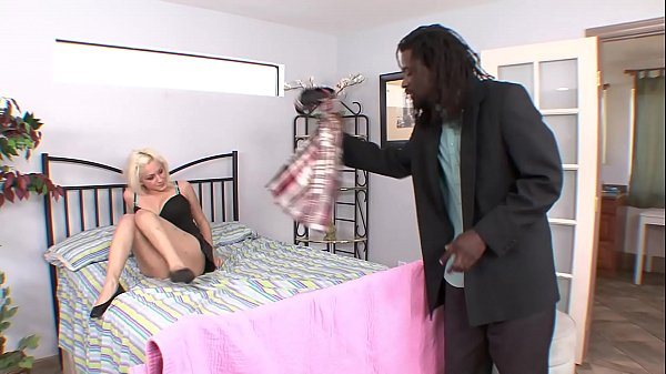 Big Black Cock BBC Stepdaddy couldn´t persuade stepdaughter to go to school