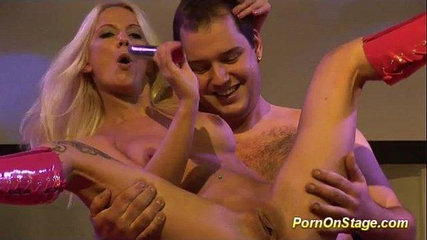 Striptease Porno