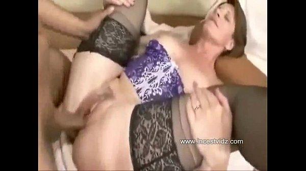 Seduces her son