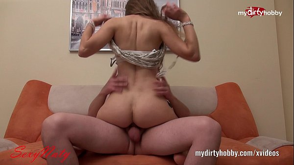 My Dirty Hobby - SexyNaty has her mouth slammed!