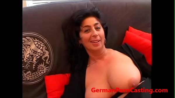 Roleplay With A Hot German MILF - GermanPornCasting.com