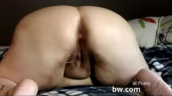 Sexy BBW Pleases Her Fat Pussy - PREVIEW