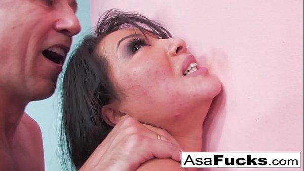 Asa Akira's Hardcore Anal Stretching