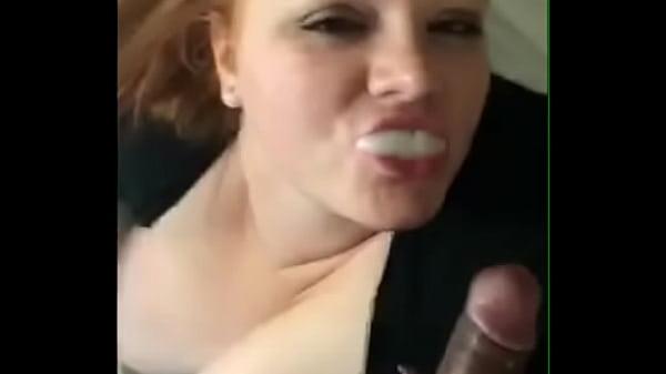 Teen Quick Blowjob Swallow