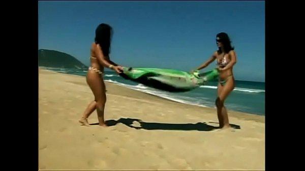 Brazilian on the beach #1