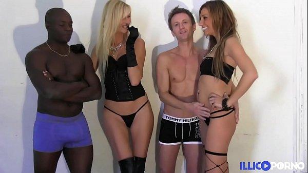 Concours d'endurence sexuelle pour Sheryl et Angelique, deux cochonnes bien salopes [Full Video]