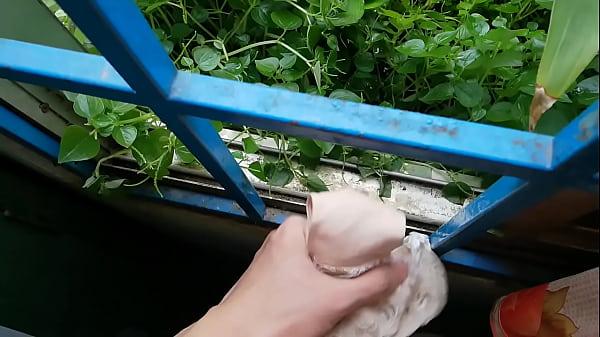 New neighbor underwear 2 Thumb