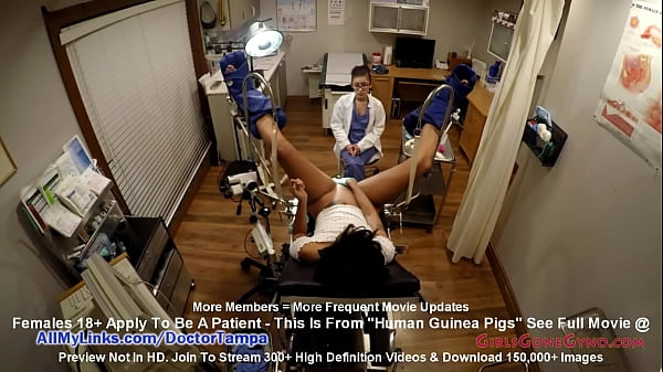 Jackie Banes Can't Orgasm But Doctor Lilith Rose Is An Expert In Making Girls Cum @ GirlsGoneGynoCom