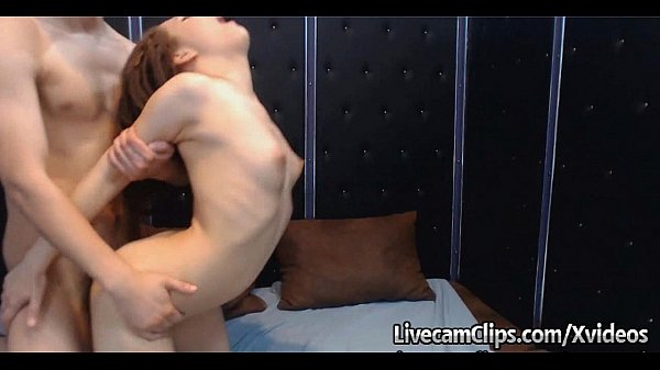 Cam Sex Vid Amateur Teen Couple Pussy Creampie Thumb