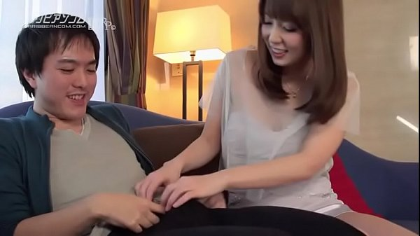 If you can put up with Yui Hatano's skillful fucking, vaginal cum shot