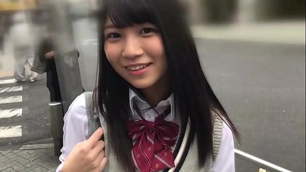 https://bit.ly/3tWwhuk Japanese big boos teen in school girl uniform does first pov.