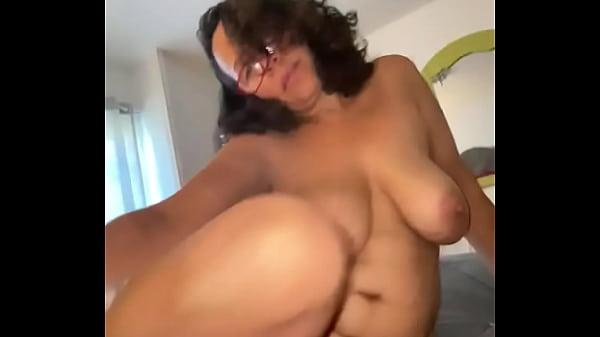 Anna Maria Mature Latina freshly fucked