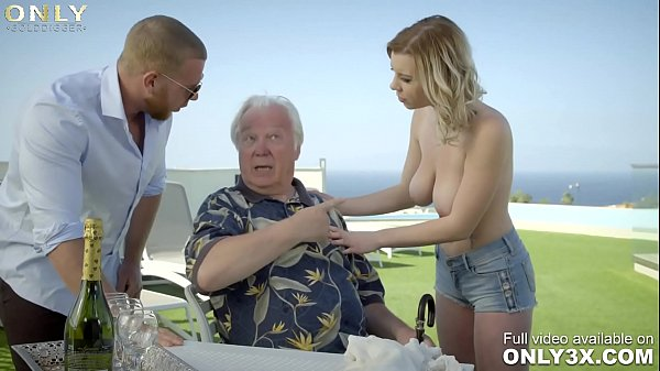 Only3x (Only3x) brings you - Voluptuous blonde Mary Monroe awesome sex with the rich guy