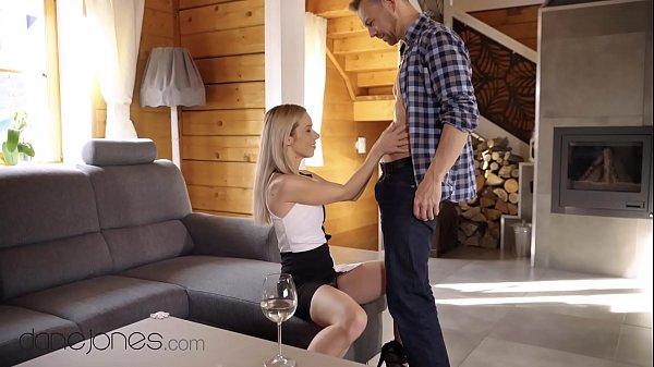 Dane Jones Small tits Hungarian blonde Nesty lusts for her gardener's cock