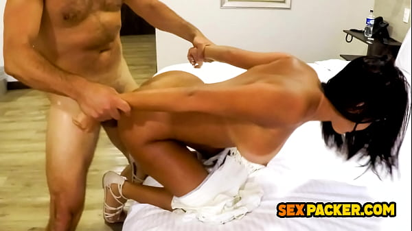 Public pickup Mexican latina with phat ass POV Thumb