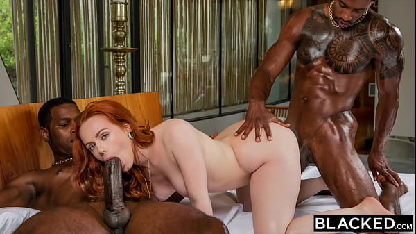BLACKED Insatiable Ella can't keep her hands to herself
