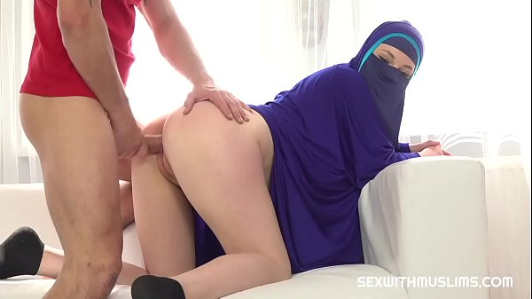 A dream come true - sex with Muslim girl