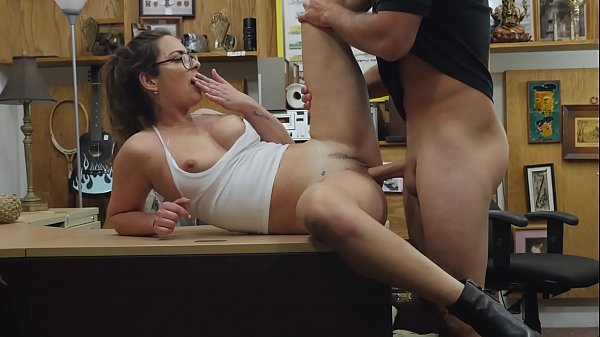 XXX PAWN - Sean Lawless Shows French Girl Charlie Harper What America Is All About