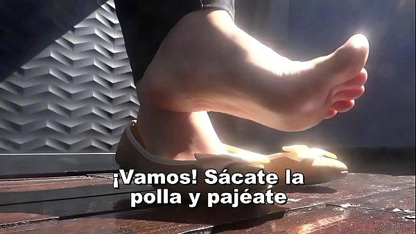 cum like savoring my feet femdom findom