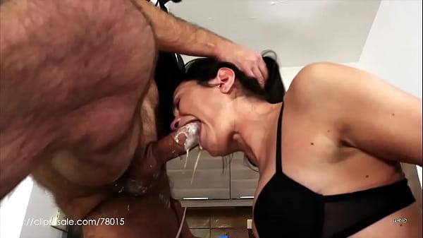 Valentina Bianco - FILTHY WHORE AT WORK (uncensored milk vomit)