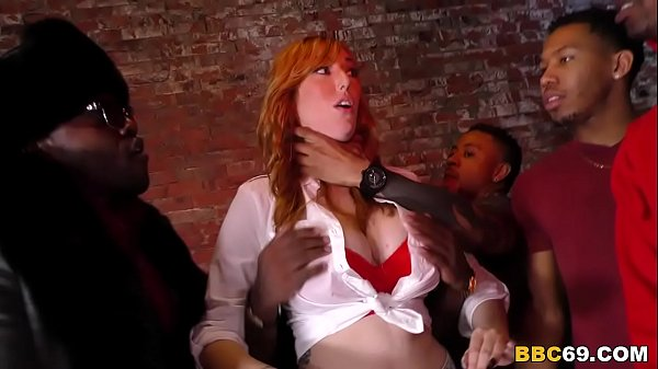 Interracial Orgy With Busty Bartender Lauren Phillips Thumb