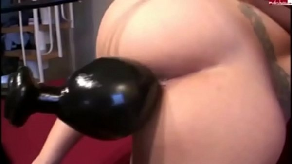 Inflatable buttplug