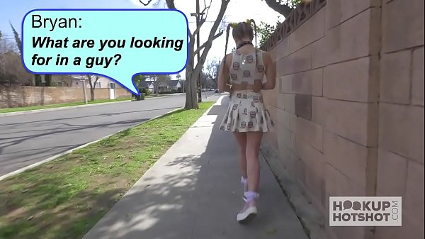 Petite Teen Meets Up With Guy From The Internet  thumbnail