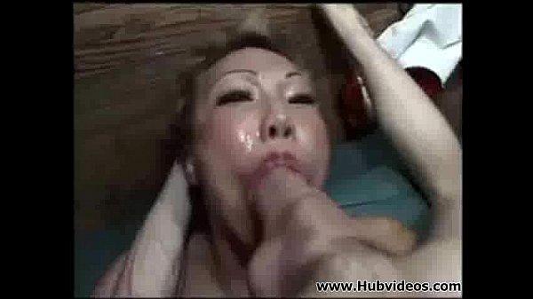 Ava Devine Rough Blowjob