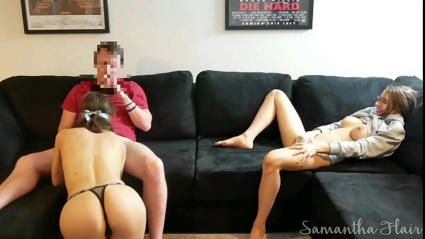 Naughty Stepdaughter Ep. 14 Part 2 - Daughter g...