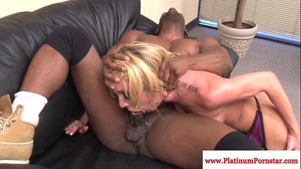 Amy Brooke assfucking his black cock