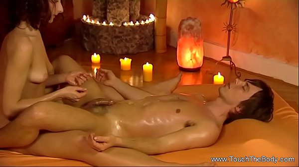 A Relaxing Handjob Massage