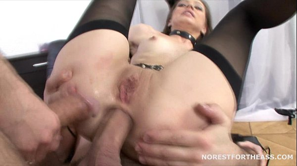 Image Aspen discovering double anal