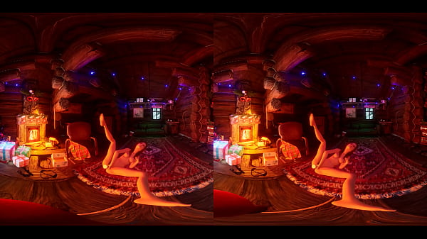 VRConk Christmas Ritual With Elfie Hentai VR Porn