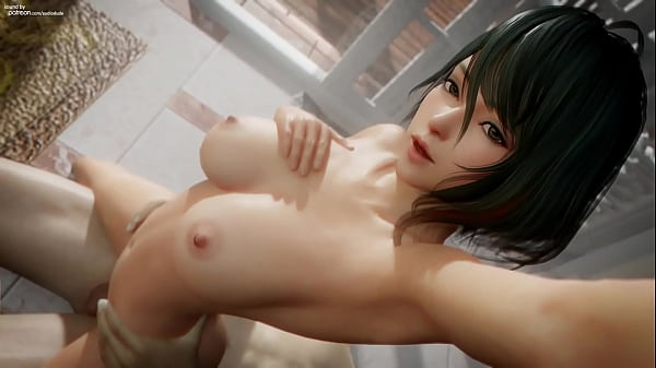 Tamaki (d. Or Alive) Reverse Cowgirl