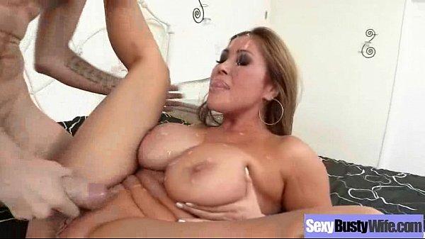 Hard Style Sex Tape With Big Melon Round Tis Housewife (kianna dior) movie-15