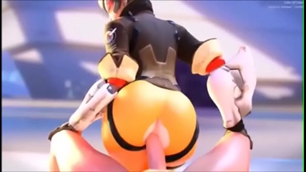 Overwatch - Tracker Riding (With Sound