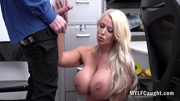 MILF Knows How To Get A Bail- Allura Jenson