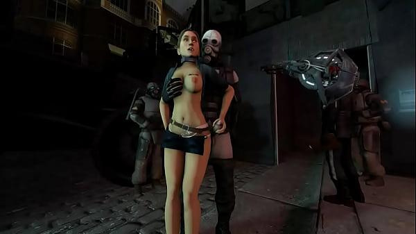 Half-Life 2 citizen public service part 1